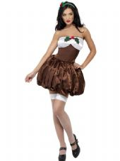 Saucy Pud Costume